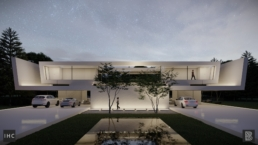 7 SERIES HOUSE: Futuristische, luxe villa | Huizen