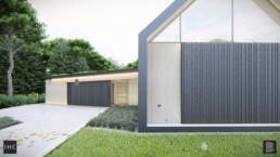 Boshuis Ede | Modern, industrieel, puur, minimalistisch, schuurwoning