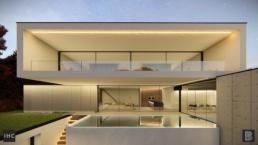 Contra House: Prefab moderne beton villa | Cannes