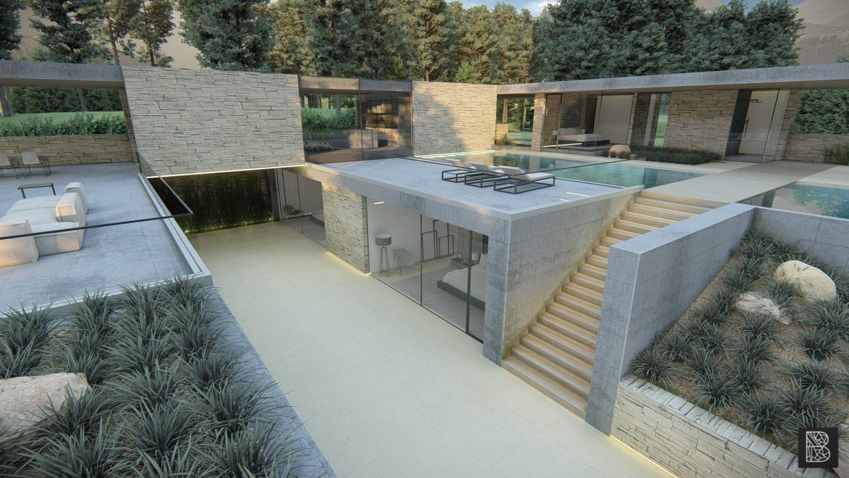 Ontwerpen Villa