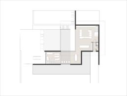 Contra House: Prefab moderne beton villa | Cannes Verdieping 0