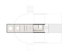 CT House plattegrond eerste verdieping