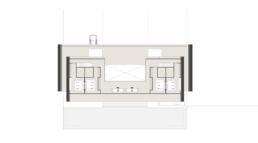 7 SERIES HOUSE: Futuristische, luxe villa | Huizen verdieping 1
