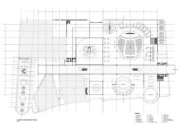 Transformation Cultural Center: CONNECTING CIRCLES | Brussels floorplan